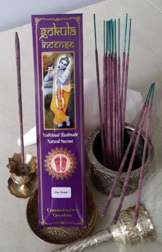 Lilac Flower Incense Sticks - 20 grams